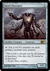 Steel Overseer - Foil on Channel Fireball
