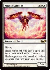 Angelic Arbiter - Foil on Channel Fireball