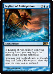 Leyline of Anticipation - Foil on Channel Fireball