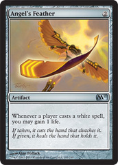 Angel's Feather - Foil on Channel Fireball