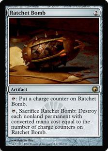 Ratchet Bomb - Foil