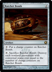 Ratchet Bomb - Foil on Channel Fireball