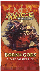Born of the Gods Booster Pack on Channel Fireball