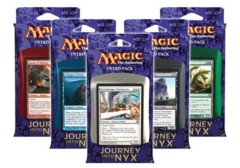 Journey Into Nyx Intro Pack Set of 5 on Channel Fireball