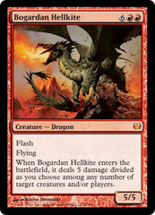 Bogardan Hellkite - Foil on Channel Fireball
