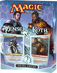 Duel Decks: Venser vs. Koth on Channel Fireball