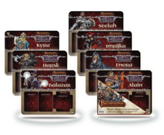 84530 - Wrath of the Righteous 7-Pack Base Set Character Mats on Channel Fireball