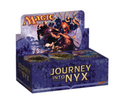 Journey into Nyx Booster Box on Channel Fireball