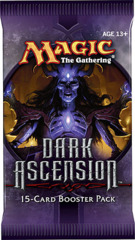 Dark Ascension Booster Pack on Channel Fireball