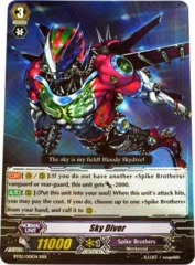 Sky Diver - BT02/S01EN - SP on Channel Fireball