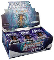 Alliances Booster Box on Channel Fireball