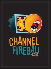 Channel Fireball Sleeves (50 ct.) on Channel Fireball