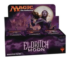 Eldritch Moon Booster Box on Channel Fireball