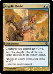 Angelic Shield on Channel Fireball