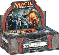 Magic 2012 Booster Box on Channel Fireball