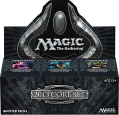 Magic 2013 Booster Box on Channel Fireball