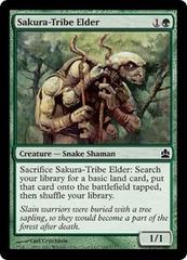 Sakura-Tribe Elder on Channel Fireball