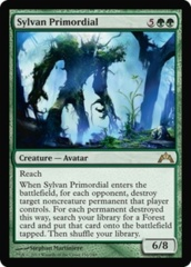 Sylvan Primordial - Foil on Channel Fireball