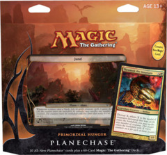 Planechase 2012 Game Pack: Primordial Hunger on Channel Fireball