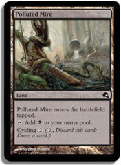 Polluted Mire - Foil on Channel Fireball