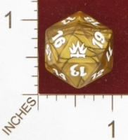 20 Sided Spin Down Die - From the Vault: Legends on Channel Fireball