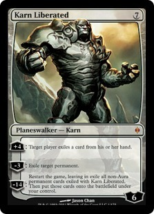 Karn Liberated - Foil