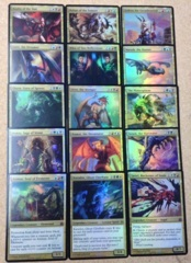 Commander 2011 Oversized Cards - Complete Set on Channel Fireball