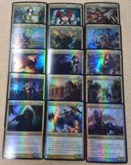 Commander 2013 Oversized Cards - Complete Set on Channel Fireball