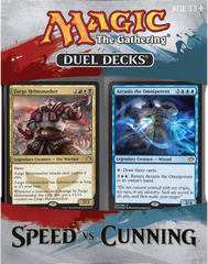 Duel Decks: Speed vs. Cunning on Channel Fireball
