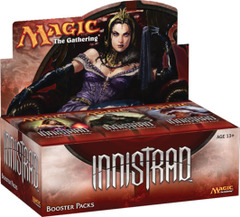 Innistrad Booster Box on Channel Fireball