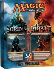 Duel Decks: Sorin vs. Tibalt on Channel Fireball