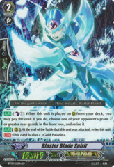 Blaster Blade Spirit - BT09/S11EN - SP on Channel Fireball