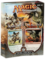 Duel Decks: Knights vs. Dragons on Channel Fireball