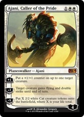 Ajani, Caller of the Pride on Channel Fireball