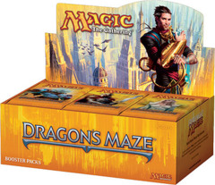 Dragon's Maze Booster Box on Channel Fireball