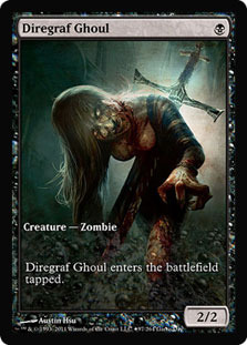 Diregraf Ghoul (Innistrad Game Day)
