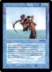 Old Man of the Sea on Channel Fireball