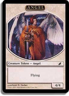 Angel Token - Scourge (Player Rewards)
