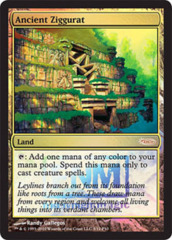 Ancient Ziggurat (FNM Foil) on Channel Fireball