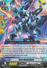 Blau Dunkelheit - EB08/008EN - RR on Channel Fireball