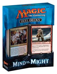 Duel Decks: Mind vs. Might on Channel Fireball