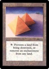 Pyramids on Channel Fireball