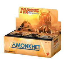 Amonkhet Booster Box on Channel Fireball