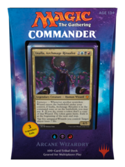 Commander 2017: Arcane Wizardry on Channel Fireball