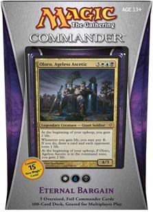 Commander 2013: Eternal Bargain (White/Blue/Black)