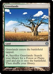 Grasslands on Channel Fireball