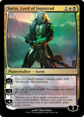 Sorin, Lord of Innistrad on Channel Fireball