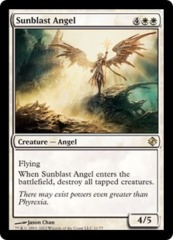 Sunblast Angel on Channel Fireball