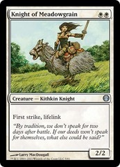 Knight of Meadowgrain on Channel Fireball