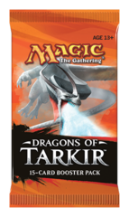 Dragons of Tarkir Booster Pack on Channel Fireball